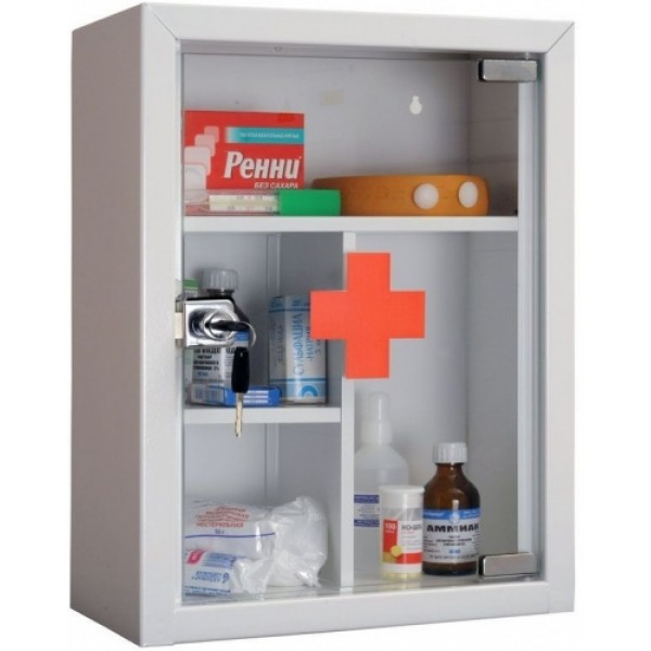 Аптечка медицинская Hilfe AMD-39G