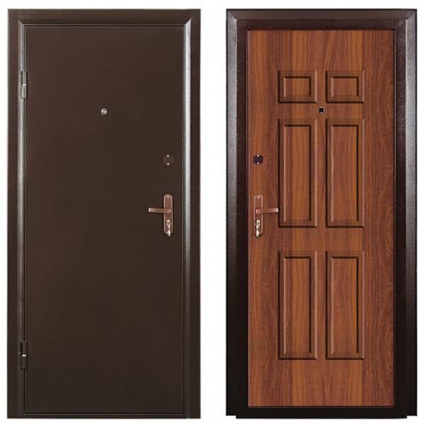 Дверь СИТИ2 Орион 2066/880/104 R/L Valberg