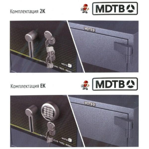 Сейф MDTB Fort-M 1368 EK