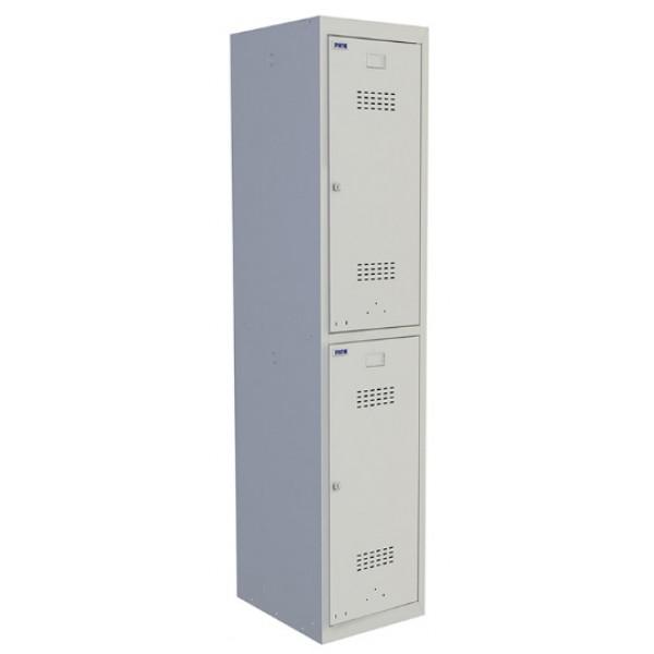 Шкаф для одежды ПРАКТИК усиленный ML 12-40 (базовый модуль)