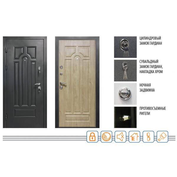 Дверь СОЛОМОН JM 777 2066/980/112 R/L Valberg