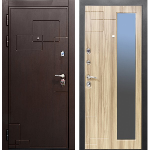 Дверь ДИПЛОМАТ 2060/880/104 R/L Valberg